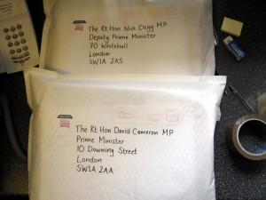 book prize parcels